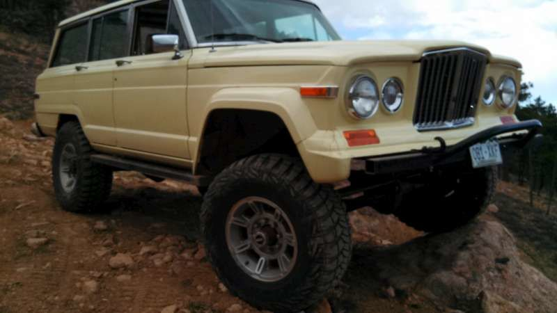 Headlight options for Rhino - Full Size Jeep Network