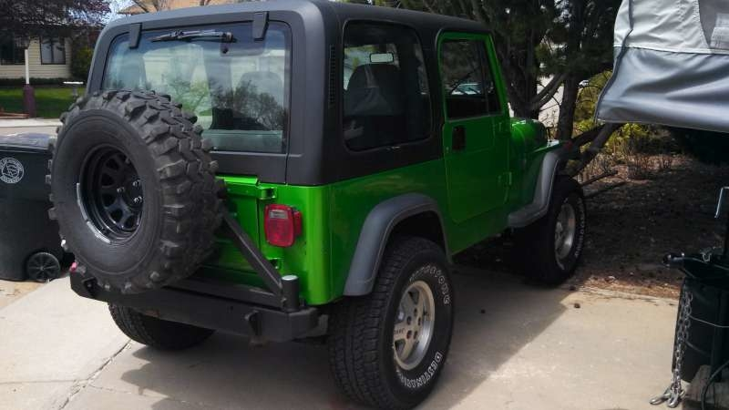 5 speed YJ keeps popping out of first gear - Full Size Jeep